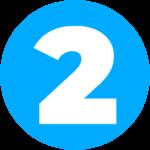 2 round